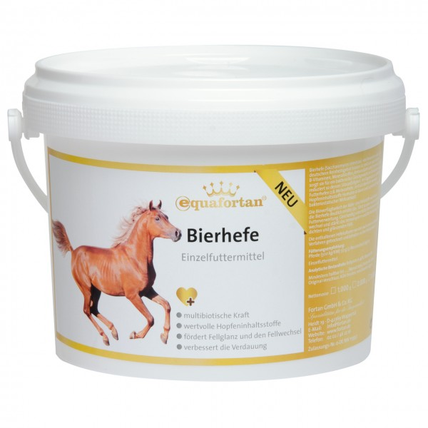 equafortan® Bierhefe