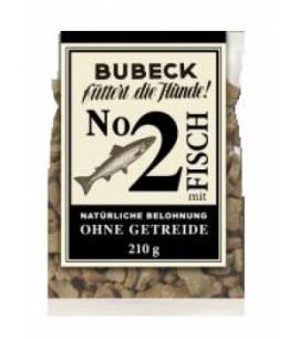 Bubeck Fisch No. 2 ohne Getreide